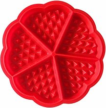 Baking Tools Moulds Family Silicone Waffle Mold