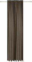 Balance Tab Top Blackout Door Curtain My Deco