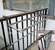 Balcony Railing Table Frames, Outdoor Folding Deck