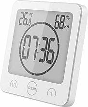 Baldr Bathroom Clock Shower Timer Alarm Kitchen