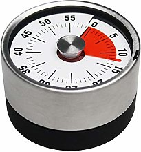 Baldr Stainless Steel Mechanical Kitchen Timer
