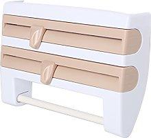 BALLSHOP Kitchen Roll Dispenser Cling Film Foil