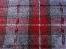 Balmoral Porter & Stone Upholstery Fabric - Cherry