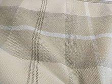 Balmoral Porter & Stone Upholstery Fabric - Natural