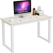 Balthasar Desk Mercury Row Top Colour: Beige