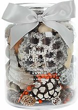 Baltus Festive Potpourri in a Large Decorative