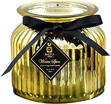 Baltus Luxury Scented Christmas Candle Metallic