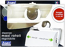 Bama Dispenser Maxi Roll-Assorted, One Size