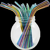 Bambaw Stainless Steel Straws  - Rainbow