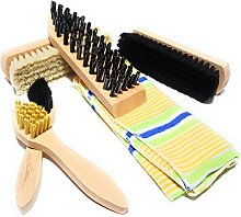 Bambelaa! Shoe shine set, professional shoe care