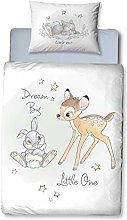 Bambi Baby Flannel Flannelette ☆ 1 Pillowcase 40