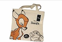 Bambi Disney Thumper~tote~Canvas Bag