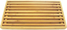 Bamboo Bread Cutting Board Point-Virgule