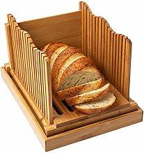 Bamboo Bread Slicer for Homemade Bread Loaf –