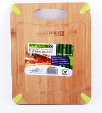 Bamboo Chopping Board (Set of 2) ROYALFORD