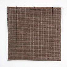 Bamboo Curtain 150 Dark Grey