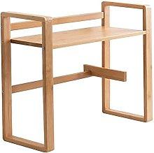 Bamboo Desk Storage Organizer, Office Storage