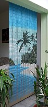 Bamboo door curtain, bamboo curtain,