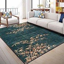 bamboo Kids Carpet, Play Rug, Shaggy Rugs, Soft