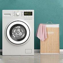 Bamboo Laundry Bin Symple Stuff