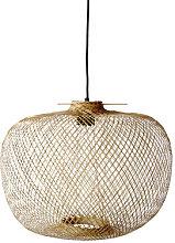 Bamboo Pendant - / Ø 42 x H 30 cm by