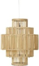 Bamboo Pendant Light D43