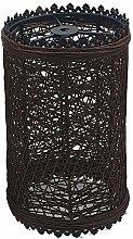 Bamboo Rattan Wicker Handmade Easy Fit Lampshade
