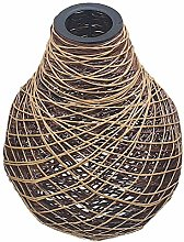 Bamboo Rattan Wicker Handmade Easy Fit Lampshade