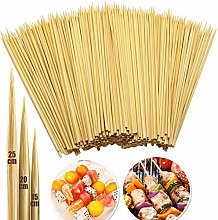 Bamboo Skewers - INTVN Multiple Sizes Bamboo