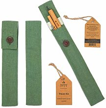 Bamboo Step - Bamboo Straw Travel kit - Signature