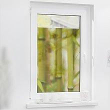 Bamboo Window Sticker East Urban Home