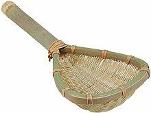 Bamboo Woven Colander Kitchen Supplies Handmade