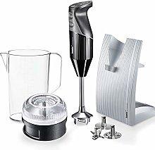 Bamix SwissLine Stainless Steel Hand Blender,