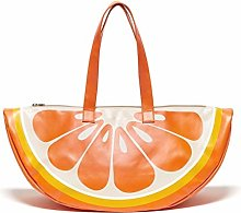 ban.do Super Chill Insulated Cooler Bag (Orange)