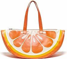 ban.do Super Chill Insulated Cooler Bag (Orange)