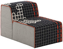 Bandas Modular sofa - L 95 cm by Gan