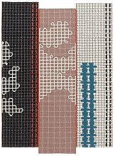 Bandas Rug - 180 x 250 cm by Gan