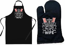 Bang Tidy Clothing Oven Glove Kitchen Mitt and