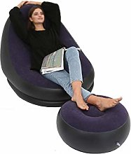 BANGSUN Deluxe Inflatable Lounge Chair and