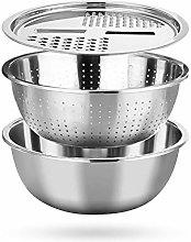 BANGSUN Stainless Steel Drain Basket Vegetable
