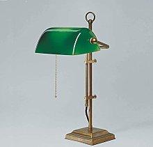 Banker lamp Desk lamp Original