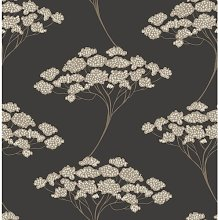 Banyan Tree 10.05m x 52cm Floral Roll Wallpaper