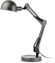 Baobad gray desk lamp 1 bulb