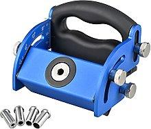 Baoblaze Adjustable Pocket Hole Jig Kit