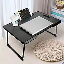 Baodan Laptop Bed Table, Foldable Lap Standing