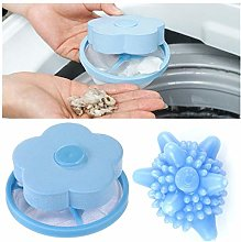 Baohooya Pet Hair Remover + Cleaning Ball for