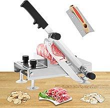 BAOSHISHAN Frozen Meat Slicer Manual Meat Slicers