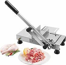 BAOSHISHAN Manual Slicer Meat Cutter Blade Frozen