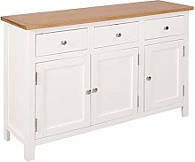 BaoYPP Sideboard Cabinet Sideboard Side Table Wood