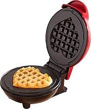 BAOZUPO Mini Waffle Maker, Mini Heart Shaped